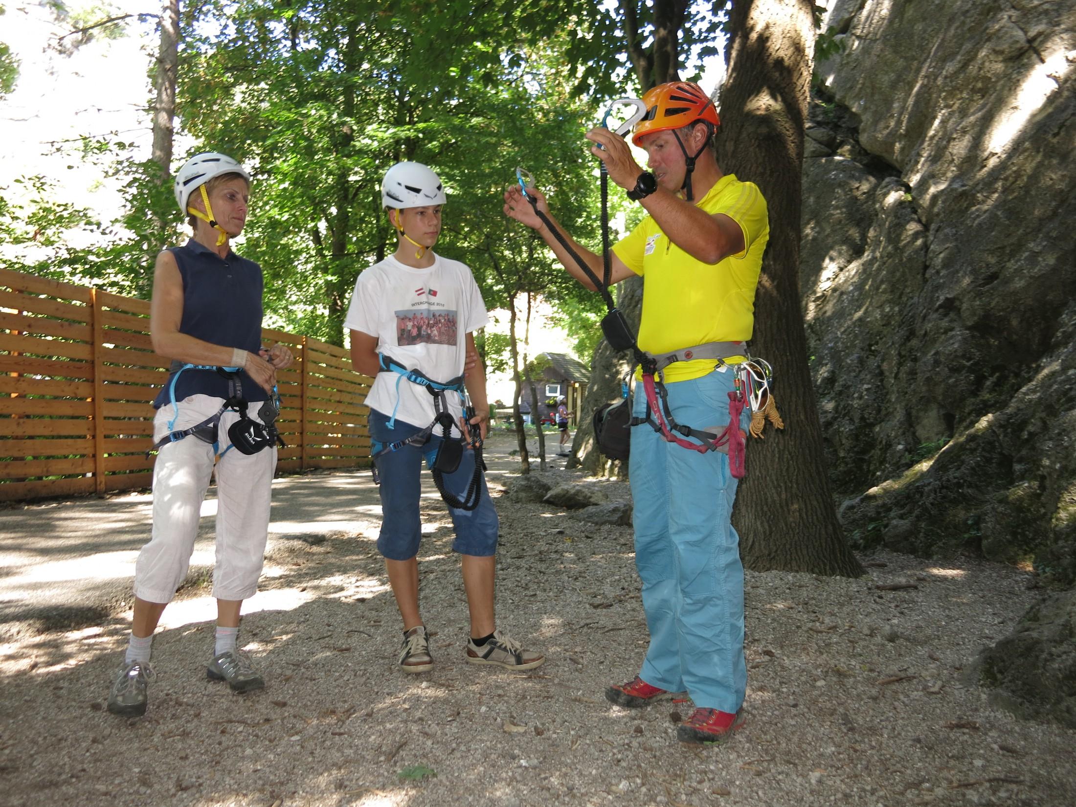 Klettersteig Set Wien : Klettersteig beschreibung zugspitz westweg
