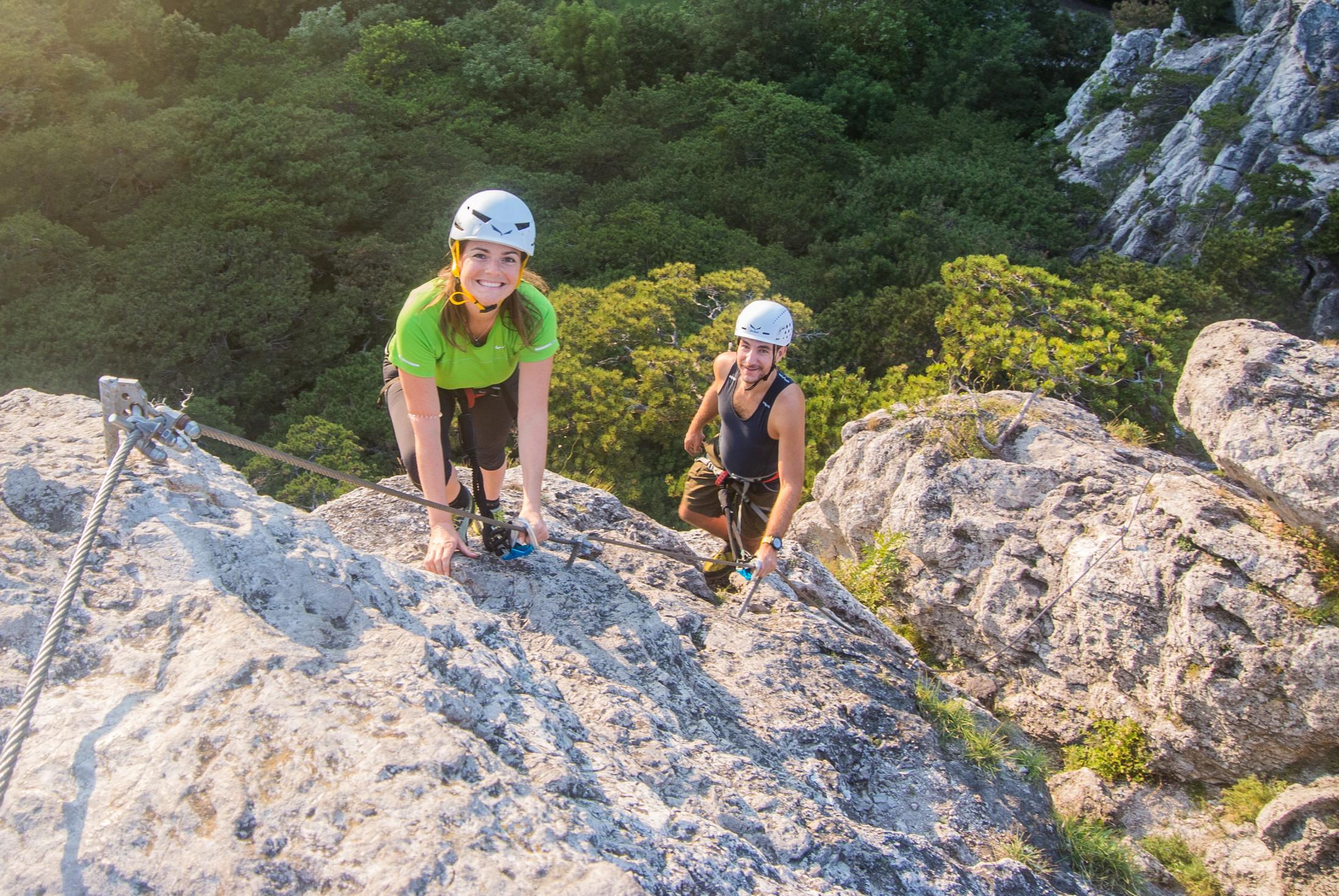 Klettersteig Set Wien : Bergfex klettersteig sophie am loser tour steiermark
